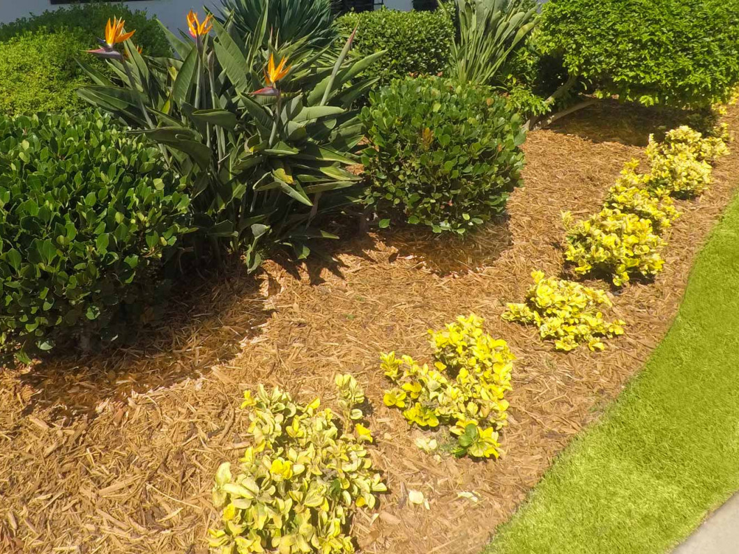 Mulching Services & Playground Safe Mulch From All In Facility Maintenance Service, LLC
