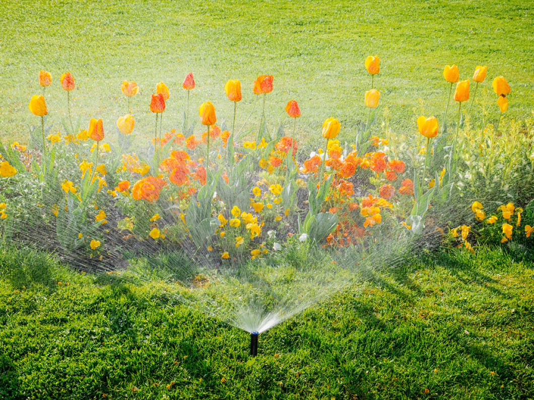 Irrigation System Repair From All In Facility Maintenance Service, LLC