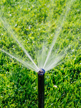 Sprinkler system in Davenport, FL and Clermont, FL